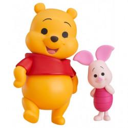 Nendoroid Winnie the Pooh & Piglet  japan plush