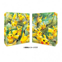 Card Collection File Pikachu no Mori japan plush