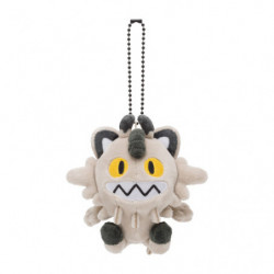 Plush Keychain Meowth Galar japan plush