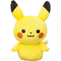 Plush Pikachu monpoké japan plush