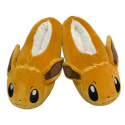 Slippers Eevee Fukafuka japan plush