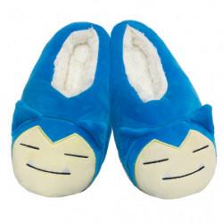 Slippers Snorlax Fukafuka japan plush