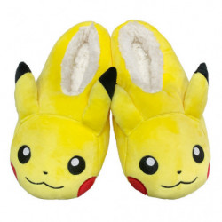 Slippers Pikachu Fukafuka japan plush