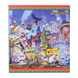 Cahier Croquis Pokémon Noël 2020 japan plush