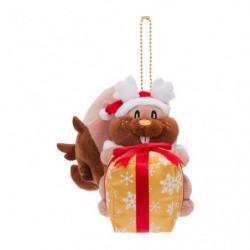 Peluche porte-clés Rongrigou Noël 2020 japan plush