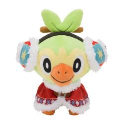 Plush Grookey Christmas 2020 japan plush