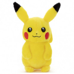 Plush Pikachu Kimi ni Kimeta japan plush