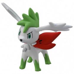 Figurine Shaymin-Ciel Moncolle japan plush