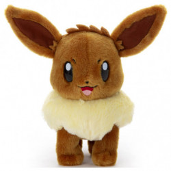 Plush Eevee Kimi ni Kimeta japan plush