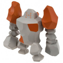 Figure Regirock Moncolle japan plush