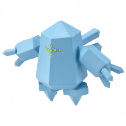 Figure Regice Moncolle japan plush