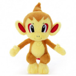 Plush Chimchar Kimi ni Kimeta japan plush