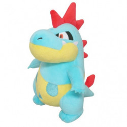 Plush Croconaw japan plush