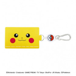 Card Case Pikachu Face