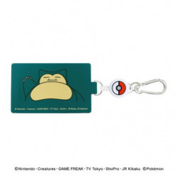 Card Case Snorlax japan plush