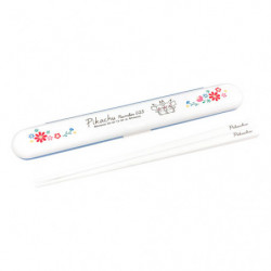Chopsticks Set Pikachu number025 Flower