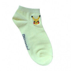 Socks Pikachu Embroidery japan plush