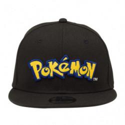Casquette Pokémon Logo Noir NEW ERA Youth 9FIFTY japan plush