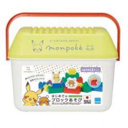 Jouet Bloc monpoké japan plush