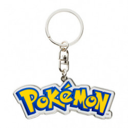 Keychain Pokémon Logo japan plush