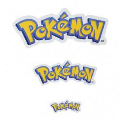 Stickers Pokémon Logo