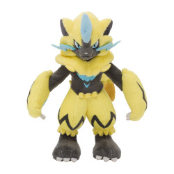 Peluche Zeraora Pokémon Posing