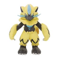 Plush Zeraora Pokémon Posing