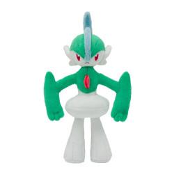 Plush Gallade Pokémon Posing