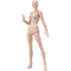 figma archetype next she flesh color ver. figma archetype japan plush