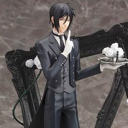 Figurine Sebastian Michaelis Black Butler ARTFX J