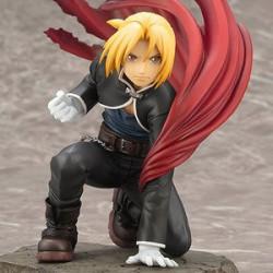 Figure Edward Elric Fullmetal Alchemist ARTFX J