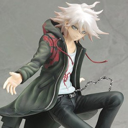 Figurine Nagito Komaeda Danganronpa 2 Goodbye Despair ARTFX J japan plush