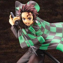 Figurine Tanjiro Kamado Demon Slayer: Kimetsu no Yaiba ARTFX J