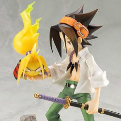Figurine Yoh Asakura Shaman King ARTFX J japan plush