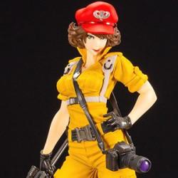 Figurine Lady Jaye Canary Ann G.I. Joe