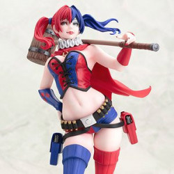 Figure Harley Quinn NEW52 ver. DC Comics