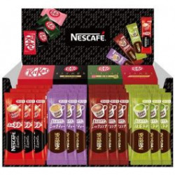 Nescafé Stick and Kit Kat Variety Gift Set
