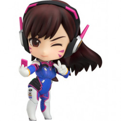 Nendoroid D.Va Classic Skin Edition Overwatch japan plush