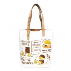 Bag Pikachu number025 Café japan plush