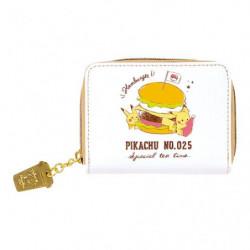 Coin Card Case Pikachu number025 Café japan plush