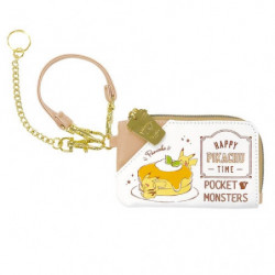 Key Case Pikachu number025 Café