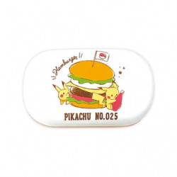 Accessory Case Pikachu number025 Café japan plush