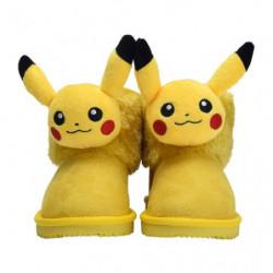 Boots Plush Pikachu japan plush