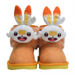 Boots Plush Scorbunny  japan plush