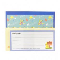 Papier Lettre Poké Days japan plush