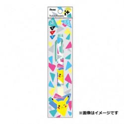 Stylo 3 Couleurs Pikachu japan plush