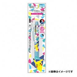 Pen Frixion Ball Pikachu A japan plush
