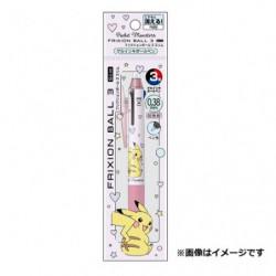 Pen Frixion Ball Pikachu B japan plush