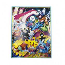 Print Cookies Pokémon Center Kanazawa