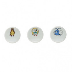 Ensemble porte-baguettes Pokémon Center Kanazawa japan plush